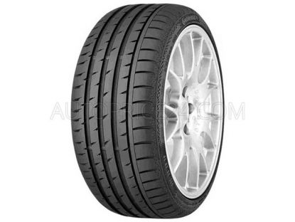 245/50R18 100Y ContiSportContact 3 Run Flat Continental шина