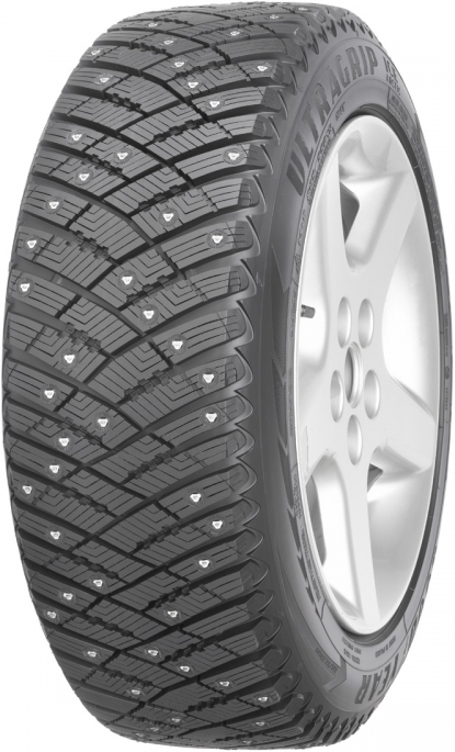 225/55R17 M+S ШИПОВАНА 101T Ultra Grip Ice Arctic XL GoodYear шина