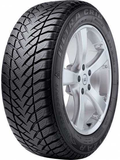 265/60R18 M+S 114T Ultra Grip ICE SUV G1 GoodYear шина
