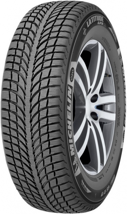 255/55R18 M+S 109V Latitude Alpin LA2 Michelin шина