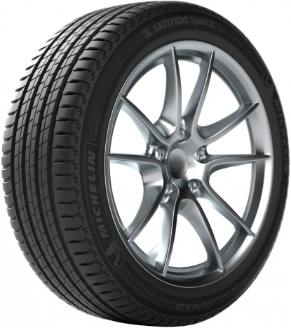 235/55R18 100V Latitude Sport 3 Michelin шина