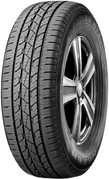 235/70R17 all-s 111T Roadian HTX RH5 OWL XL Nexen шина