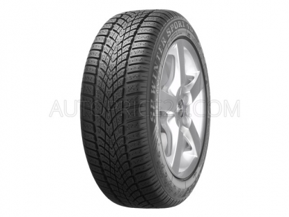 215/55R16 M+S 93H SP Winter Sport 4D Dunlop шина