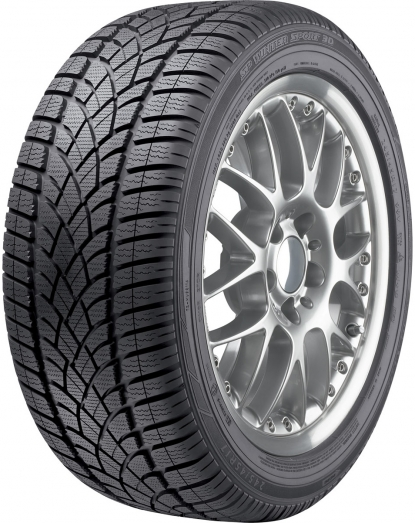 255/55R18 M+S 105H SP Winter Sport 3D Dunlop шина