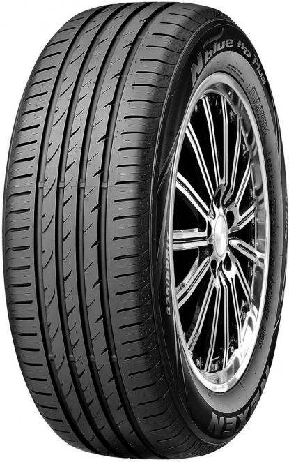 195/55R16 87V N'Blue HD Plus Nexen шина